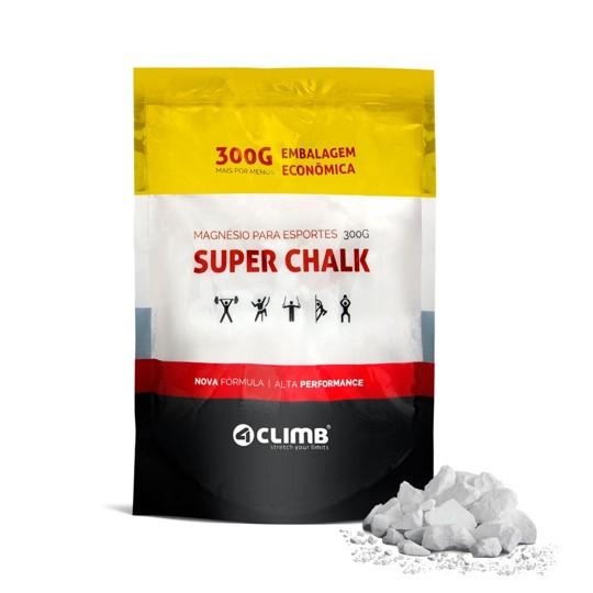 Super Chalk 300g Magnésio para Esportes - 4Climb