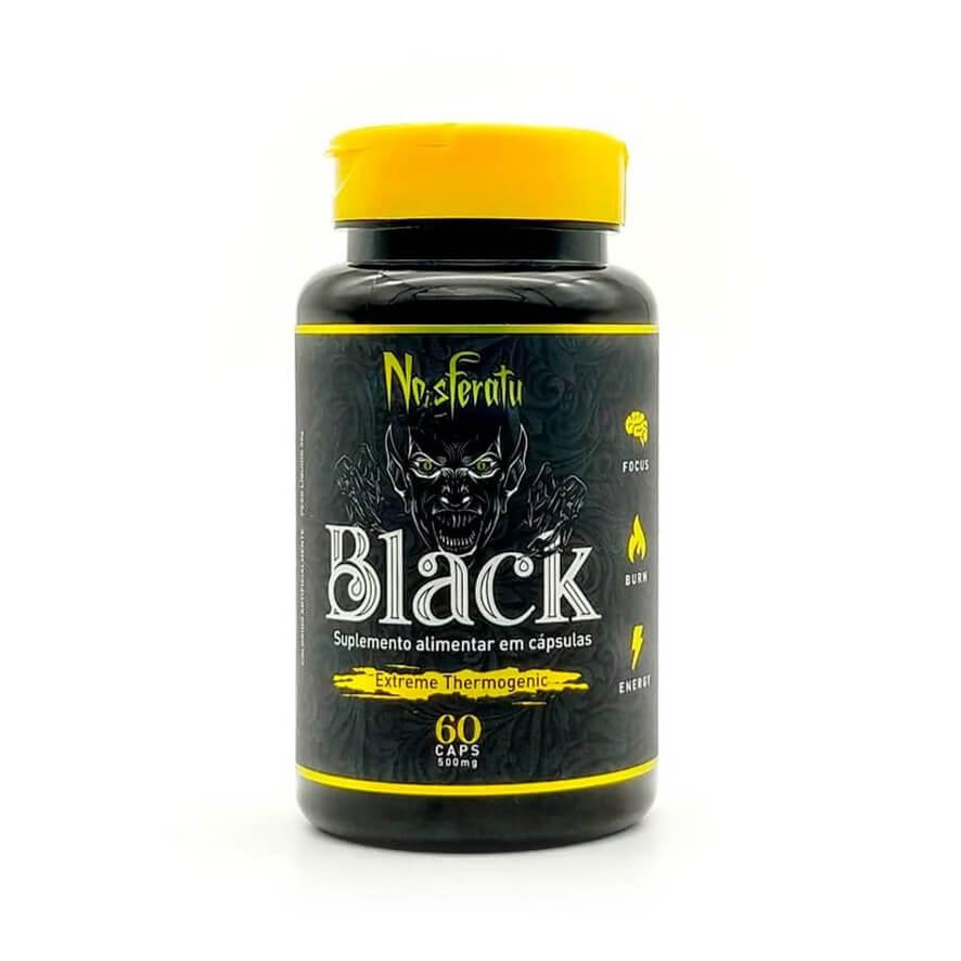 Thermo Black 60 Cápsulas - Nosferatu