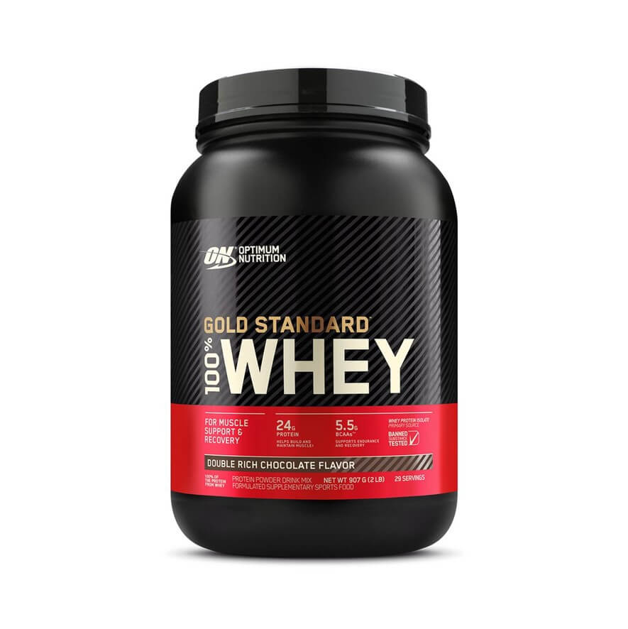 Whey Gold Standard 909g - Optimum Nutrition