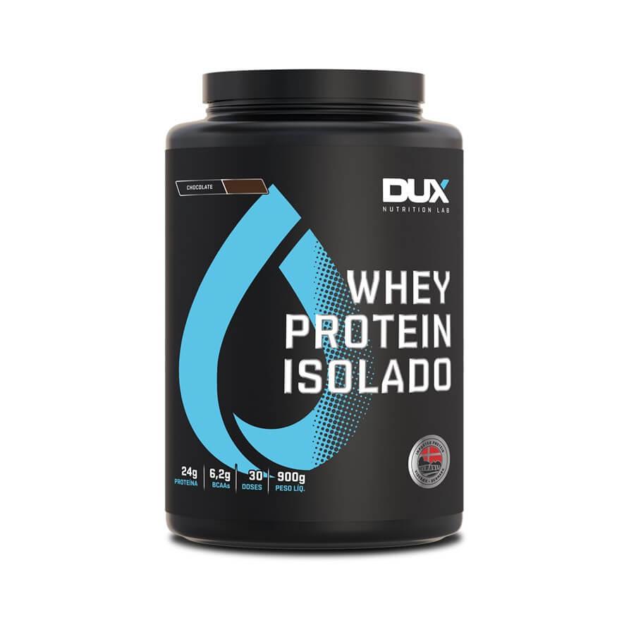 Whey Isolado 900g - Dux Nutrition