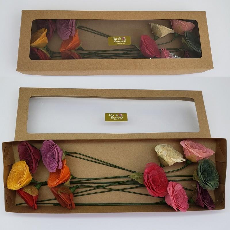 Flores avulsas Mini