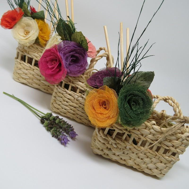 Flores com difusor III