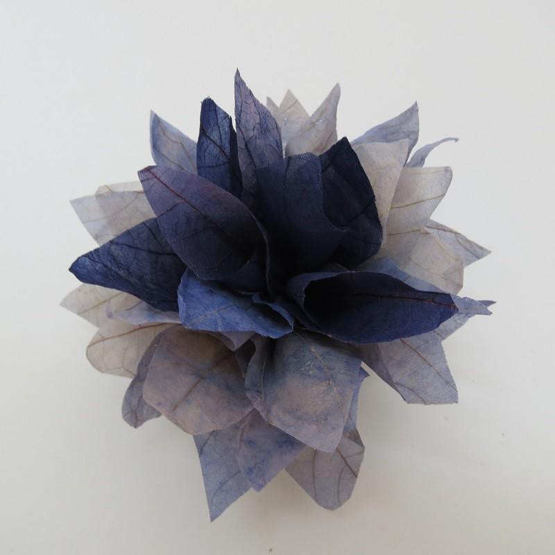Porta-guardanapo ninfeia azul
