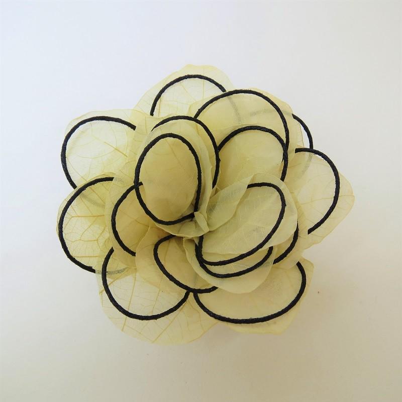 Porta-guardanapo pinha de bauínia
