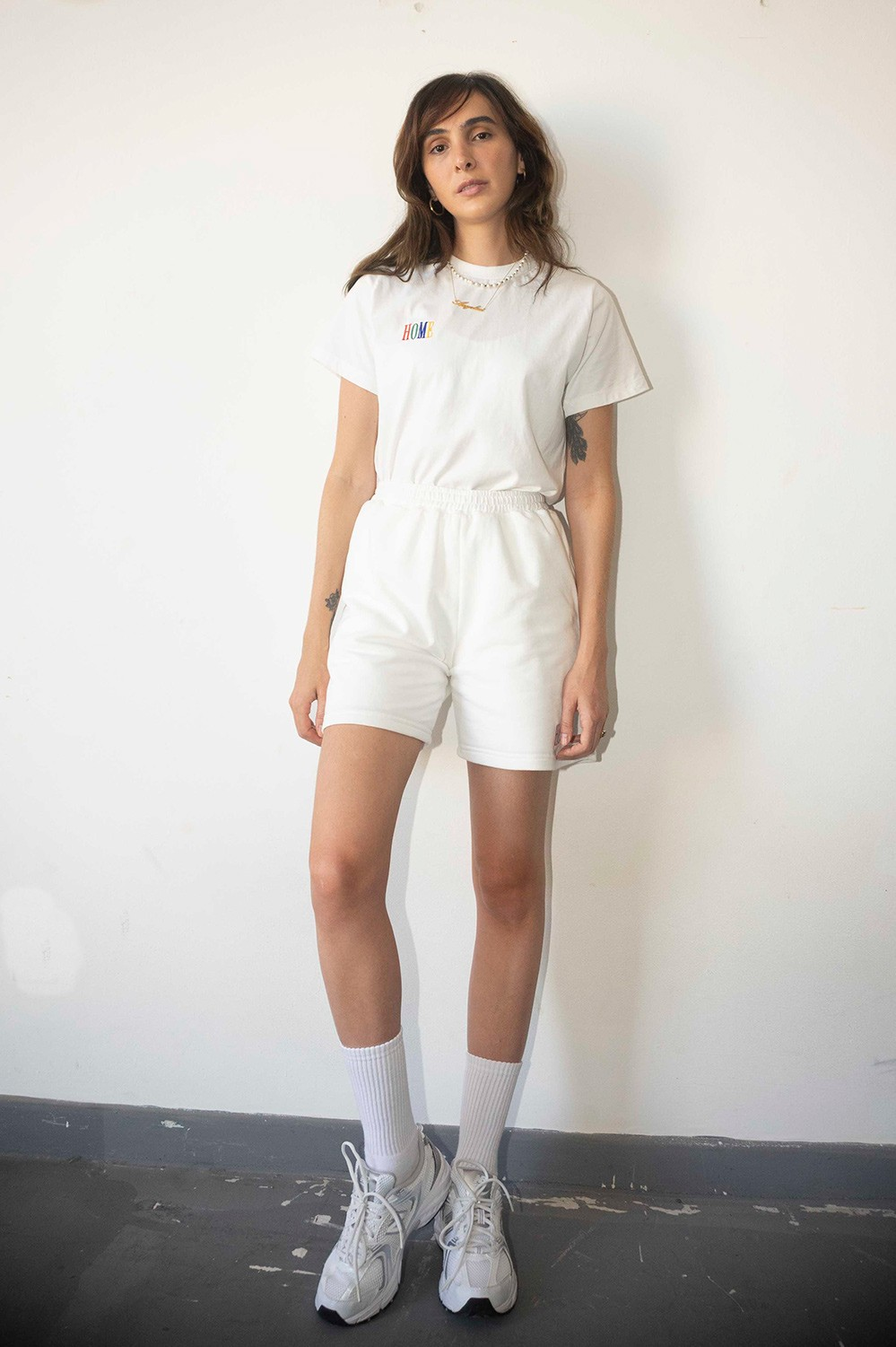 BERMUDA OFF-WHITE