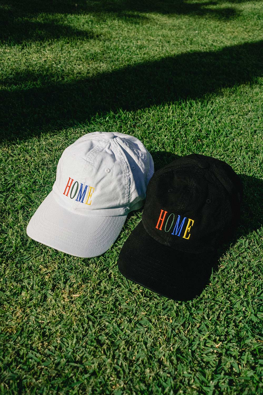 DAD HAT HOME PRETO
