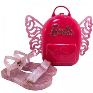 Sandália Infantil Barbie Butterfly Grendene Kids