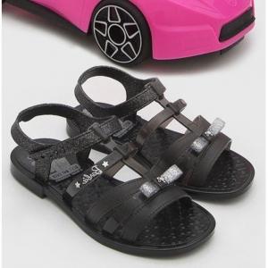 Sandália Infantil Barbie Pink Car Grendene Kids