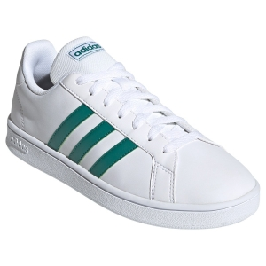 Tênis Adidas Branco Grand Court Base Masculino