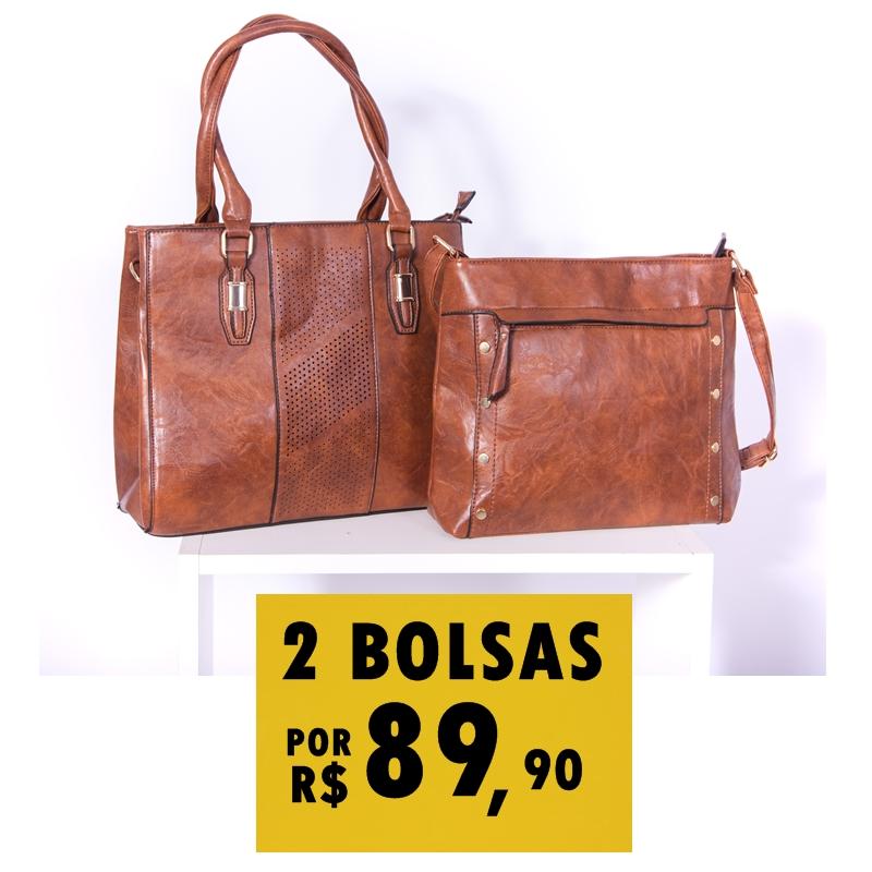 2 Bolsas por R$ 89,90