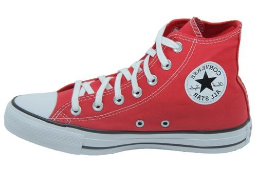 ALL STAR TENIS FEM AD (BOTA) CT13180002 COR VERMELHO - Vermelho - CT13180002