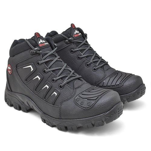 Boot Masculina West Boots Esportes de Aventura Preta