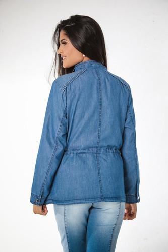 Casaco Parka Facinelli Jeans