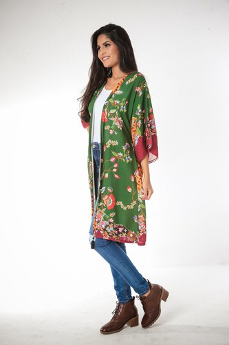 Kimono Estampado Mercatto
