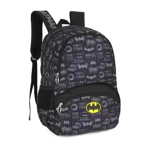 Mochila Batman Infantil LuxCel