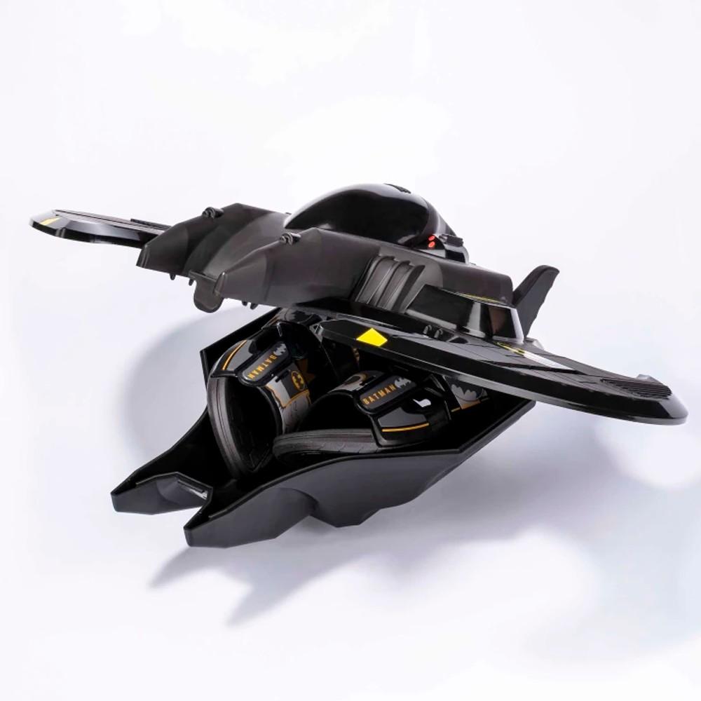 Sandália Batman Batwing com Nave de Brinde