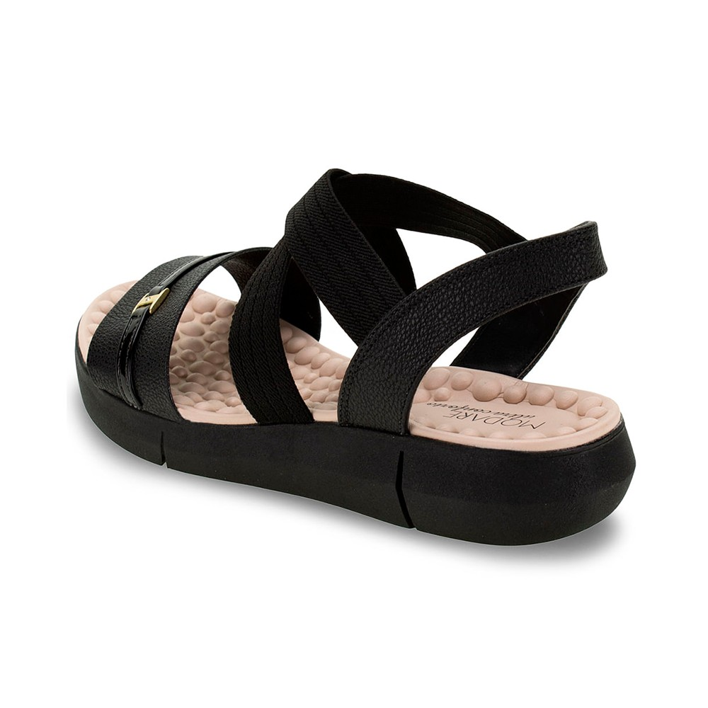 Sandália Modare Ultra conforto Salto Baixo Feminina