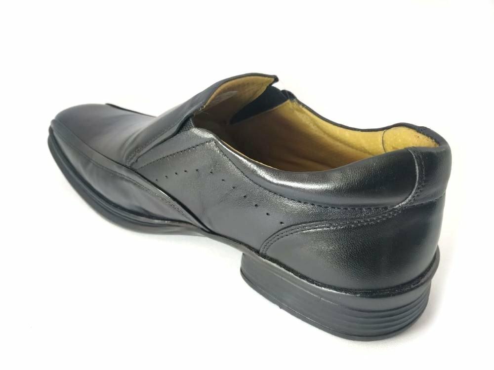 Sapato Masculino Rafarillo Couro Social Preto