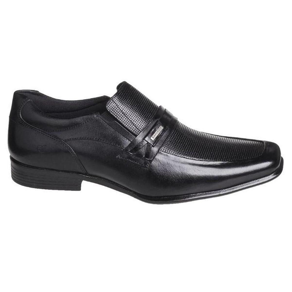 Sapato Masculino Rafarillo Social Preto