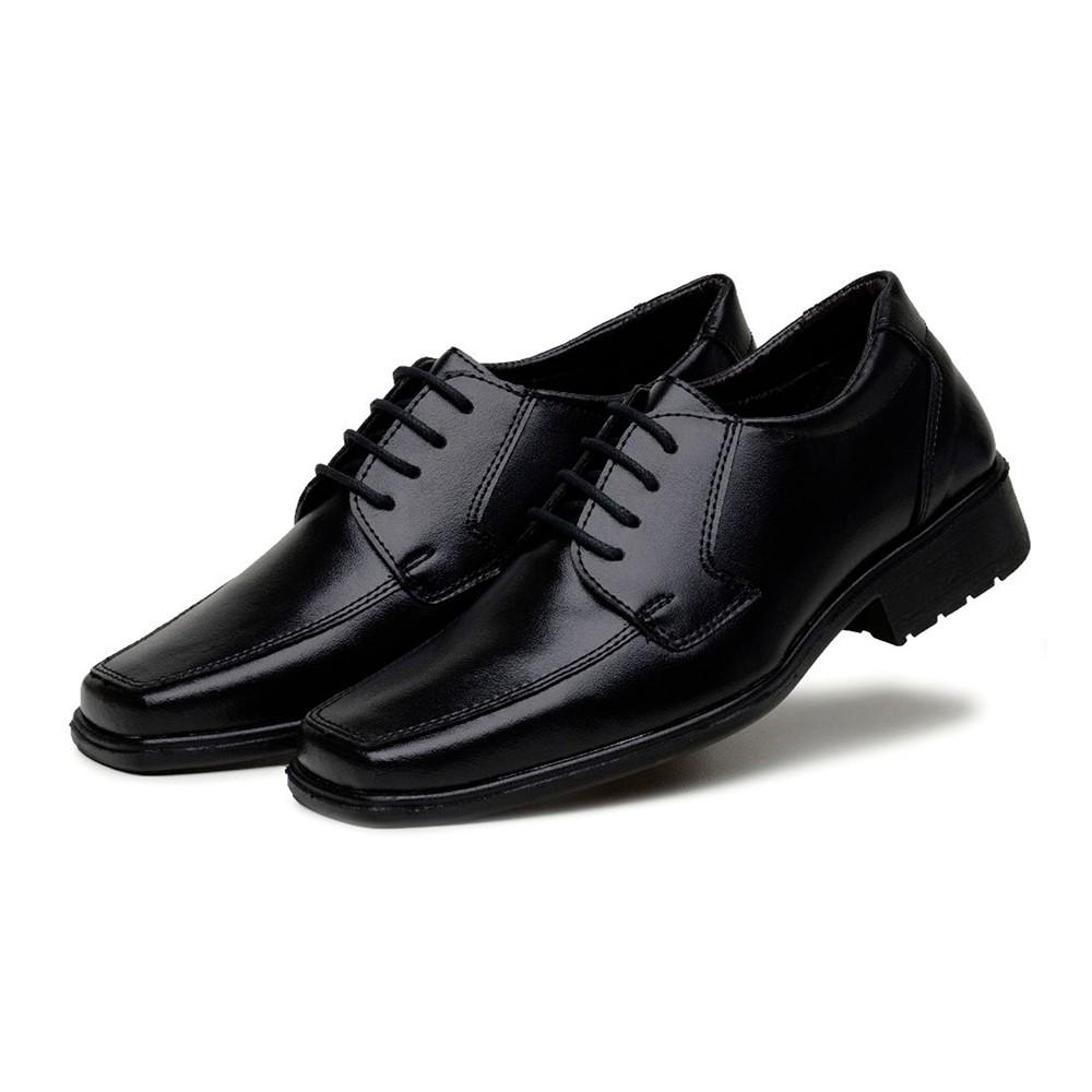Sapato Social Conforto Bertelli Masculino