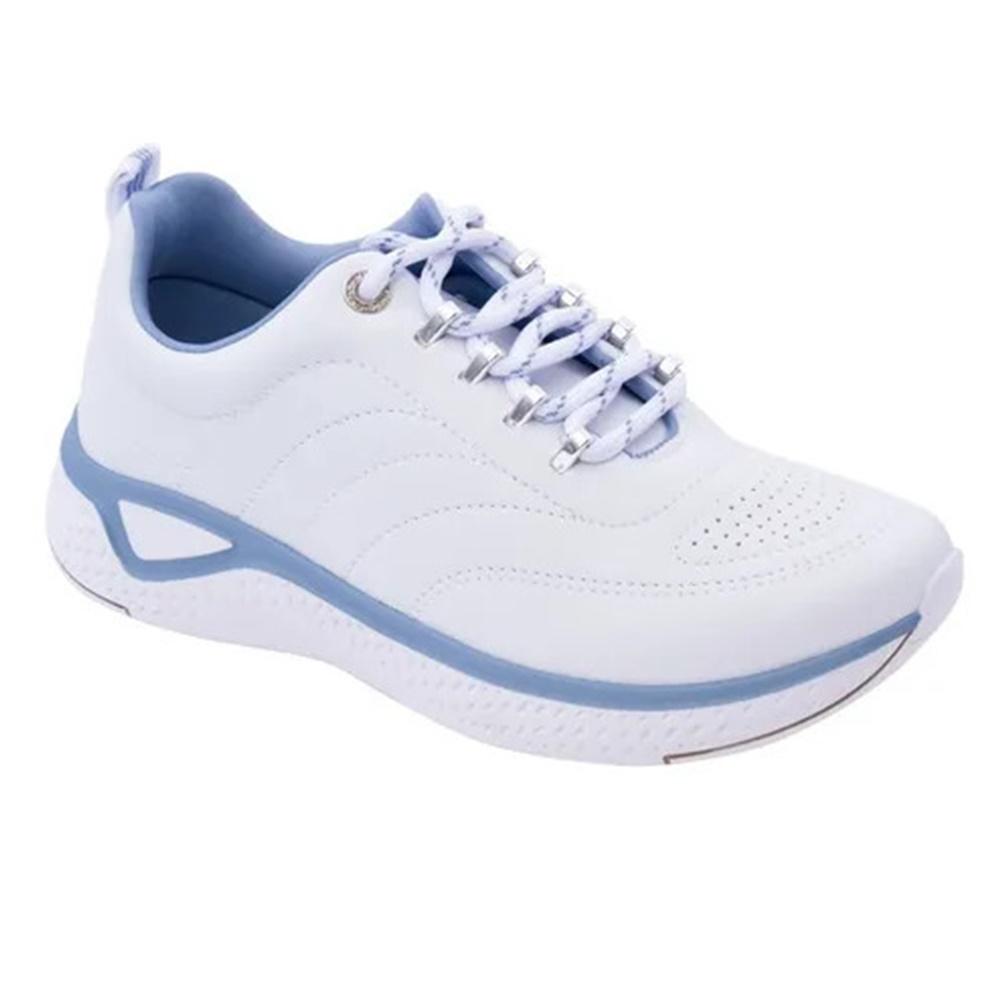 Tênis Branco Feminino Comfortflex