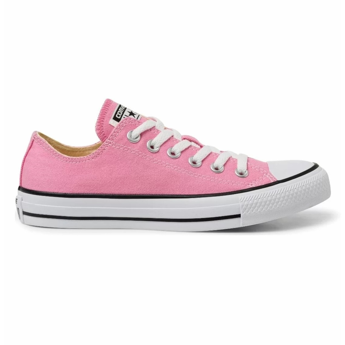 Tênis Unissex All Star Converse Casual Rosa