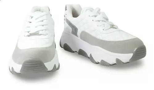 Tênis Vizzano Casual Chunky Sneaker Plataforma