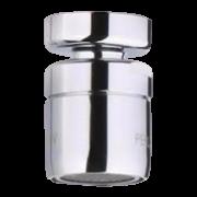 Arejador T2 Fêmea Articulável Cromado Ref. 7125 Fabrimar