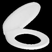 Assento Plástico Deca Izy Ravena Branco Ap01.17 + Barato