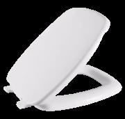 Assento Sanitário Almofadado Banheiro Thema Branco Astra