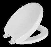 Assento Sanitário Astra Convencional Branco