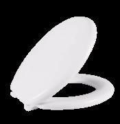 Assento Universal Oval Astra Branco Br1