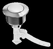 Botão Acionador Superior P/ Caixa Acoplada - Censi Cód: 9580