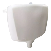 Caixa De Descarga Suspensa C/ Corda 6/9 Litros Branco Astra