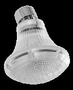 Chuveiro Articulado C/ Led Sensível A Temperat 290333 Blukit