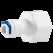 Conector Reto Femea 1/2 Tubo 1/4 P/ Filtro E Outros