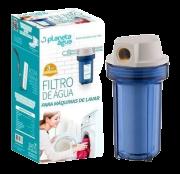 Filtro Fit 7 Pol Azul Para Maquina De Lavar Roupa