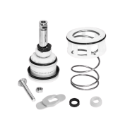 Kit Reparo Acionamento Válvula Docol 1.1/2 Completo Com Mola