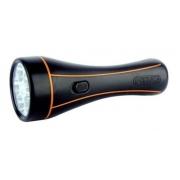 Lanterna Abs Com 5 Led´s Recarregável Foxlux