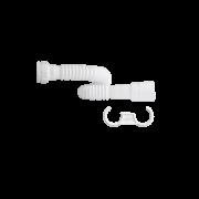 Sifão Universal Extensível Branco 74cm Com Suporte - Censi
