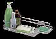 Suporte Para Shampoo/sabonete De Parede Bagno 38 Cm
