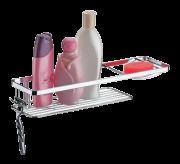 Suporte Porta Shampoo Sabonete Prateleira De Banheiro Parede