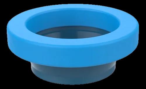 Anel De Vedação Para Vaso Sanitário Com Guia - Blukit