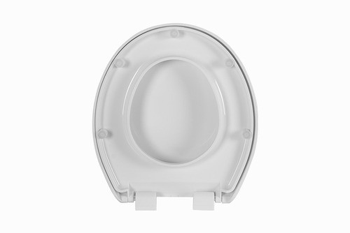 Assento Sanitário Oval Soft Close Tov/sc Branco Astra