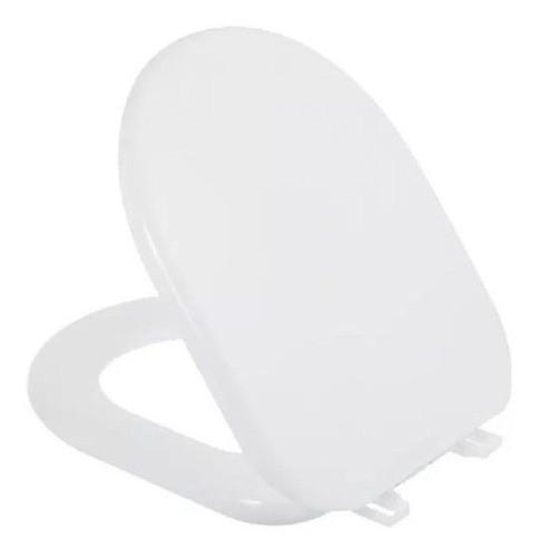 Assentos Sanitário Almofadado Riviera Branco Trv/k Astra