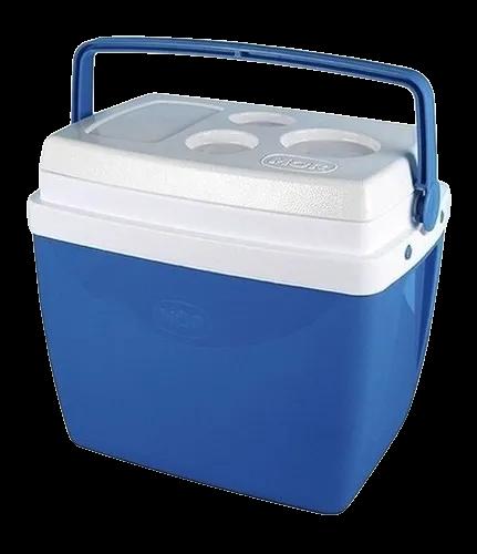 Caixa Térmica Azul 26l [ 25108171 ] - Mor