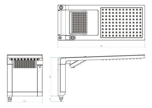 Chuveiro Lorenzetti Acqua Duo Ultra Eletrônico Branco Cromado