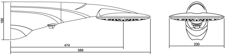 Chuveiro Lorenzetti Advanced Turbo Multitemperaturas