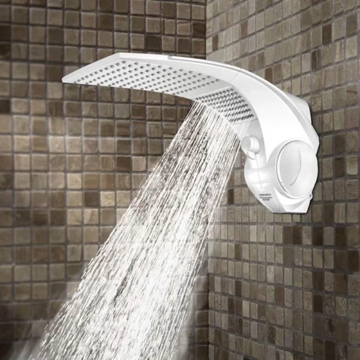 Chuveiro Lorenzetti Duo Shower Quadra Multitemperatura