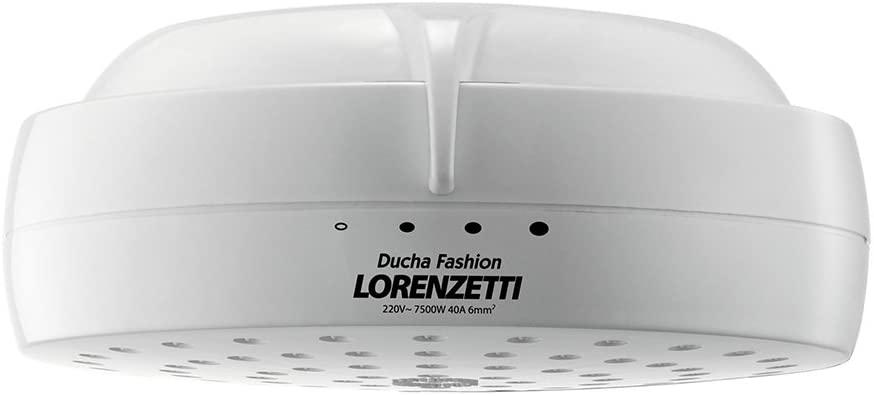 Chuveiro Fashion Multitemperatura Lorenzetti
